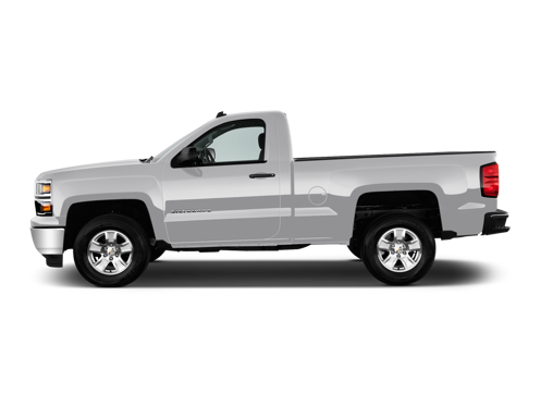 Slide 2 of 18: 2015 Chevrolet Silverado 1500