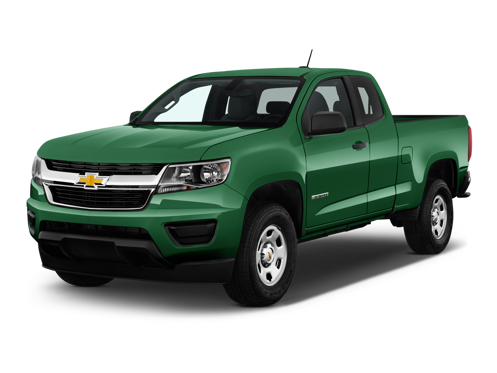 Slide 1 of 16: 2016 Chevrolet Colorado