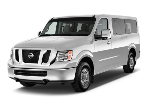 Slide 1 of 12: 2014 Nissan NV Passenger