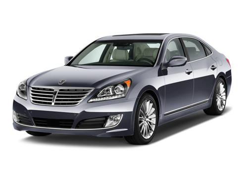 Slide 1 of 10: 2014 Hyundai Equus