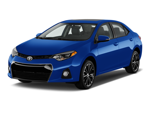 Slide 1 of 12: 2014 Toyota Corolla