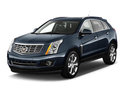 Slide 1 of 16: 2016 Cadillac SRX