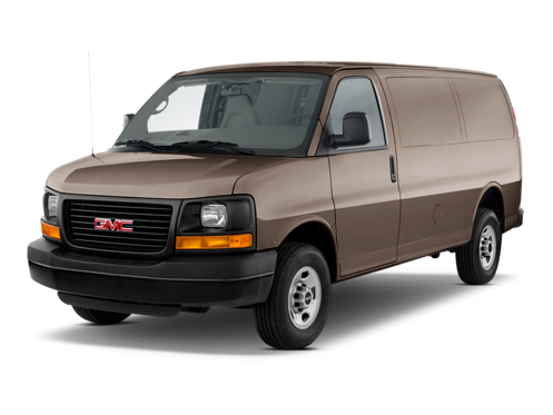 Slide 1 of 22: 2015 GMC Savana Cargo