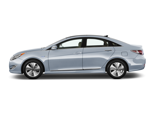 Slide 1 of 20: 2014 Hyundai Sonata Hybrid