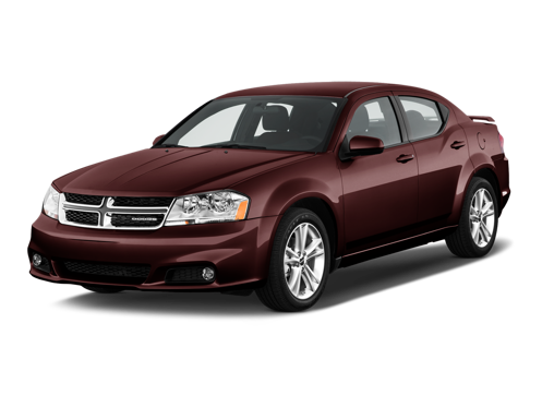 Slide 1 of 16: 2014 Dodge Avenger