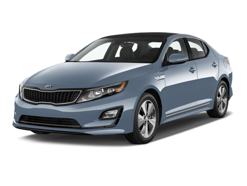 Slide 1 of 8: 2014 Kia Optima