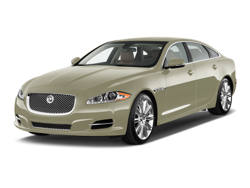 Slide 1 of 28: 2014 Jaguar XJ