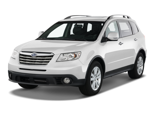 Slide 1 of 12: 2014 Subaru Tribeca