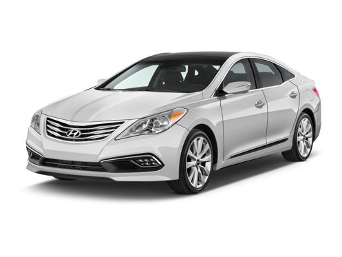 Slide 1 of 10: 2014 Hyundai Azera