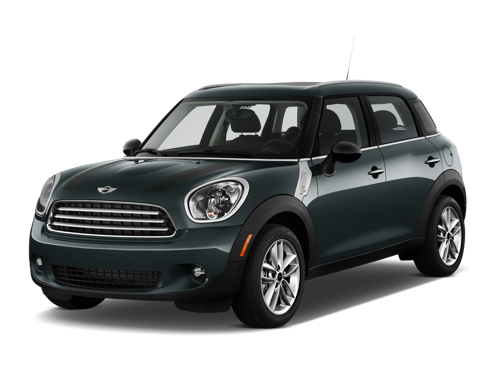 Slide 1 of 38: 2013 MINI Countryman