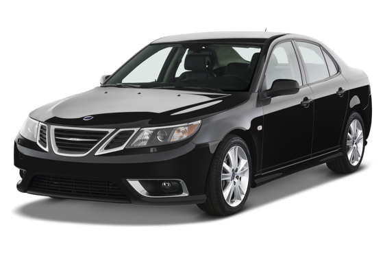Slide 1 of 14: 2010 Saab 9-3