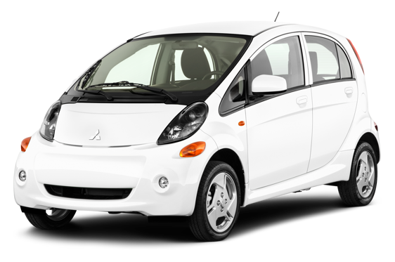 Slide 1 of 14: 2016 Mitsubishi i-MiEV