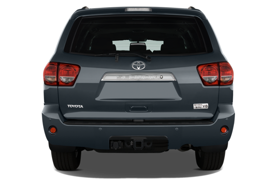 Slide 1 of 25: 2014 Toyota Sequoia
