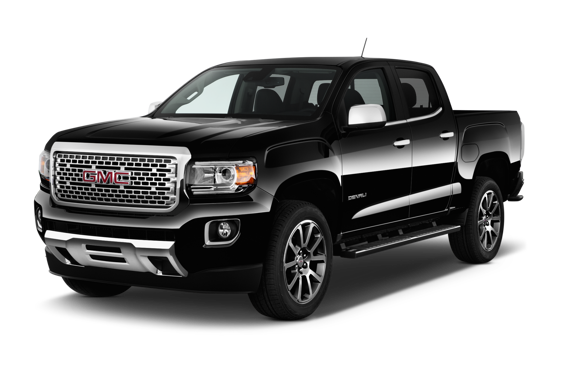 Slide 1 of 14: 2017 GMC Canyon