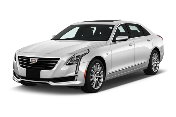 Slide 1 of 14: 2017 Cadillac CT6