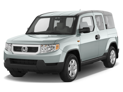 Slide 1 of 14: 2010 Honda Element