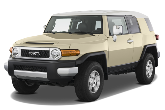 Slide 1 of 14: 2013 Toyota FJ Cruiser