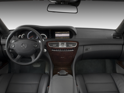 Slide 1 of 11: 2008 Mercedes-Benz CL-Class