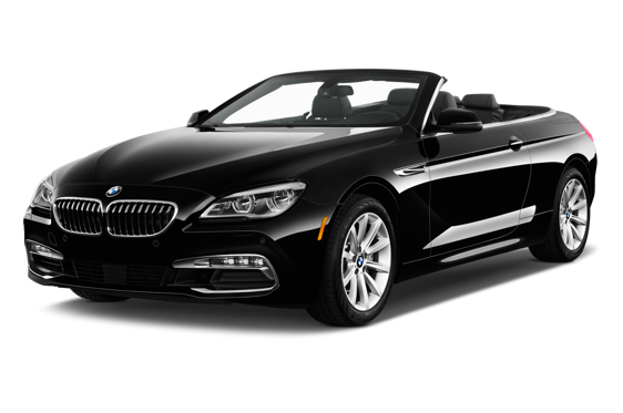 Slide 1 of 14: 2017 BMW 6 Series Convertible