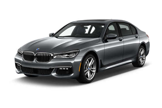 Slide 1 of 14: 2017 BMW 7 Series