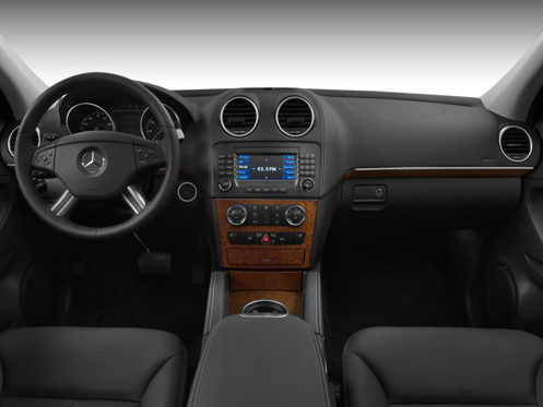 Slide 1 of 11: 2008 Mercedes-Benz GL-Class