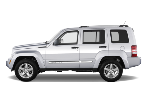 Slide 1 of 25: 2009 Jeep Liberty
