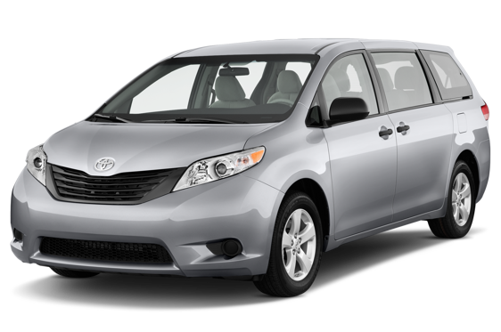 Slide 1 of 14: 2014 Toyota Sienna