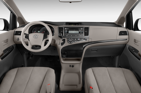 Slide 1 of 11: 2014 Toyota Sienna