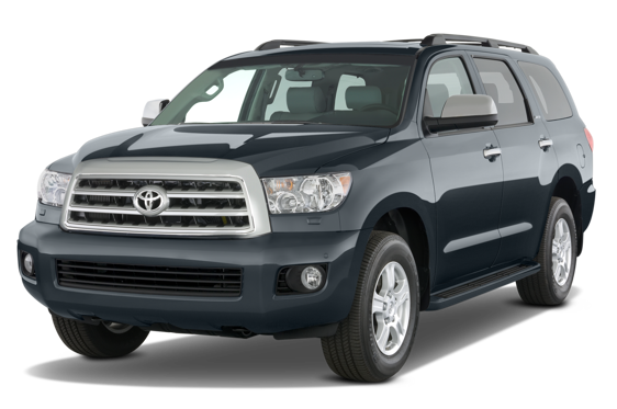 Slide 2 of 25: 2014 Toyota Sequoia