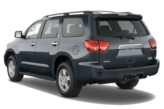 Slide 2 of 14: 2014 Toyota Sequoia