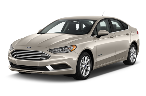 Slide 1 of 14: 2017 Ford Fusion Hybrid