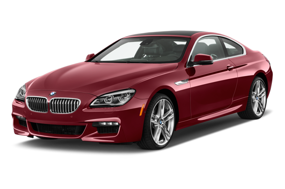 Slide 1 of 14: 2017 BMW 6 Series Coupe