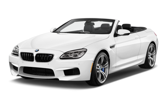 Slide 1 of 14: 2017 BMW M6 Convertible