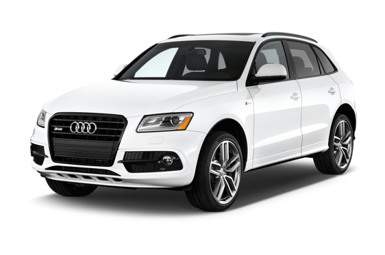 Slide 1 of 14: 2017 Audi SQ5