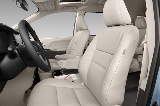 Slide 1 of 25: 2016 Toyota Sienna