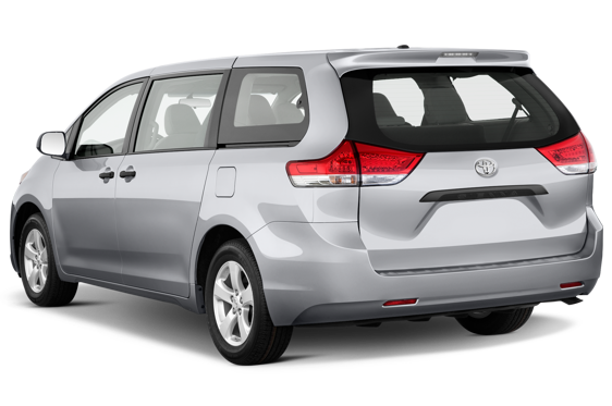 Slide 2 of 14: 2014 Toyota Sienna