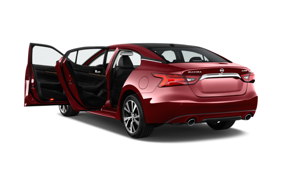 Slide 1 of 25: 2016 Nissan Maxima