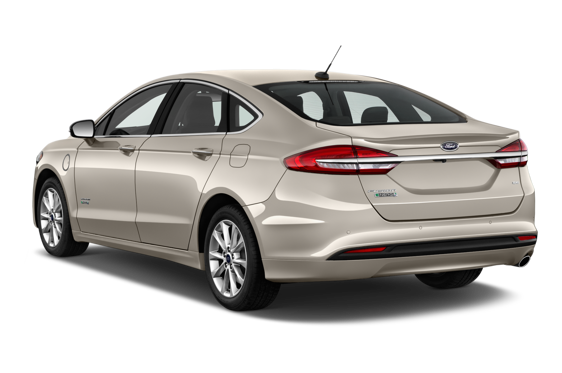 Slide 2 of 14: 2017 Ford Fusion Energi