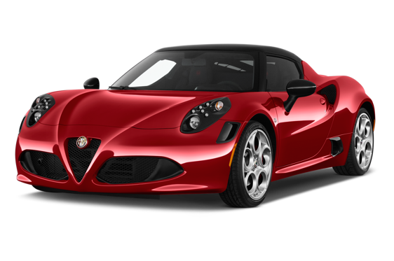 Slide 1 of 14: 2015 Alfa Romeo 4C