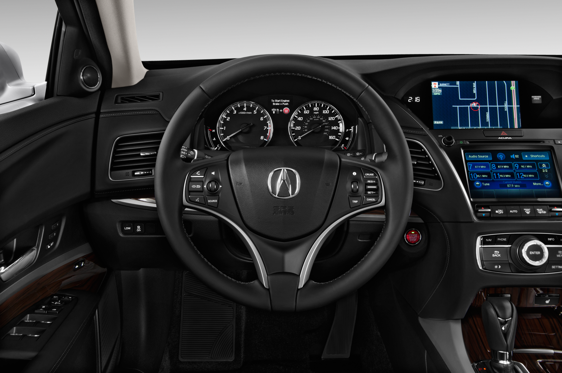 Slide 1 of 25: 2016 Acura RLX
