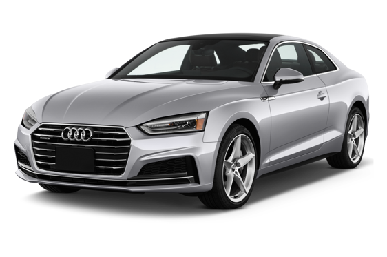 Slide 1 of 14: 2018 Audi A5 Coupe