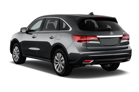 Slide 2 of 14: 2015 Acura MDX