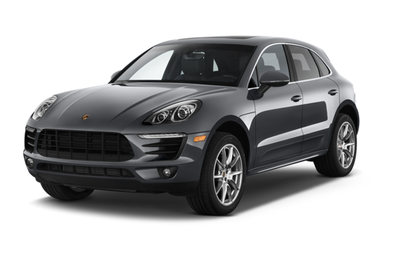 Slide 1 of 14: 2017 Porsche Macan