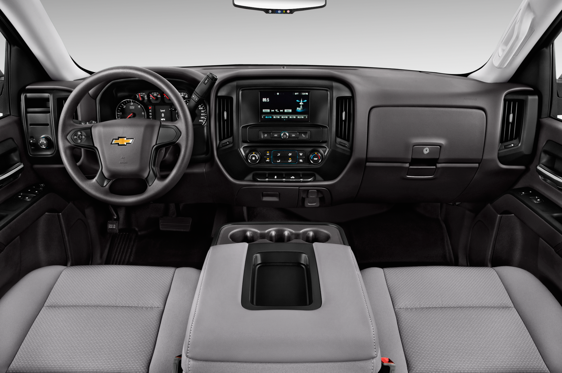 Slide 1 of 11: 2017 Chevrolet Silverado 1500