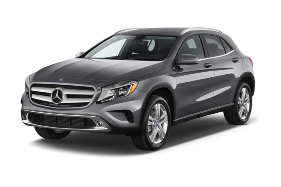 Slide 1 of 14: 2017 Mercedes-Benz GLA-Class