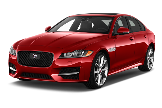 Slide 1 of 25: 2017 Jaguar XF
