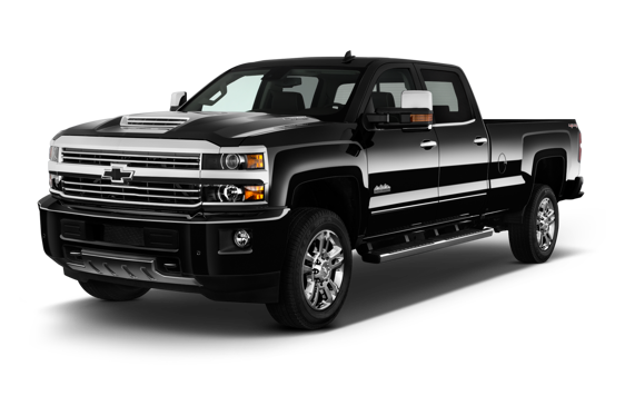 Slide 1 of 14: 2017 Chevrolet Silverado 2500HD