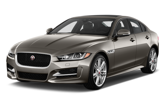 Slide 1 of 14: 2017 Jaguar XE