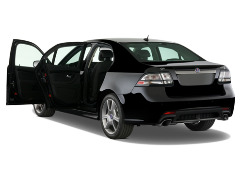 Slide 1 of 25: 2009 Saab 9-3