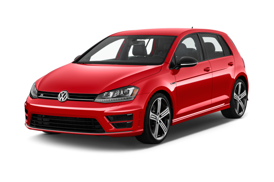 Slide 1 of 14: 2016 Volkswagen Golf R